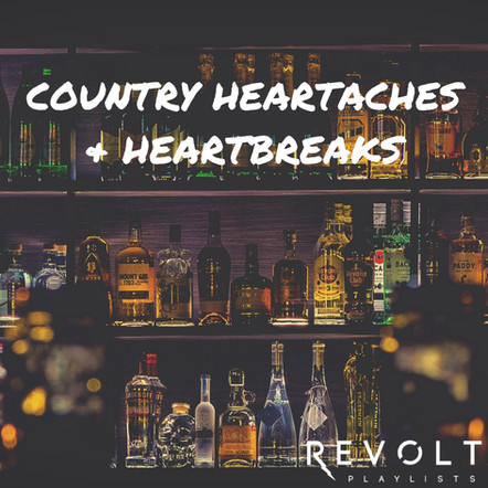 Country Heartaches & Heartbreaks