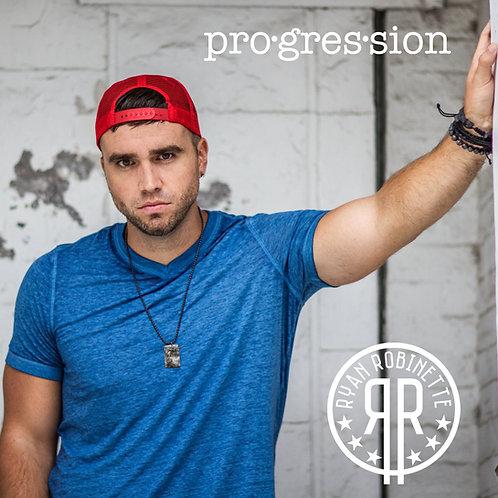 Ryan Robinette Progression