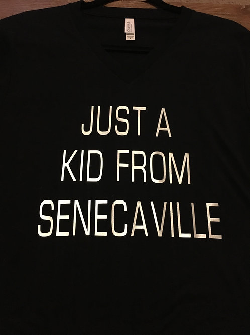 Just A Kid From Senecaville