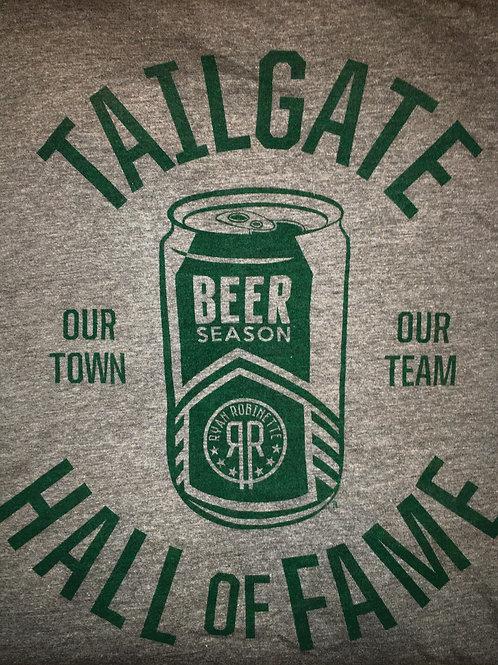 Beer Season Tailgate HOF Tee