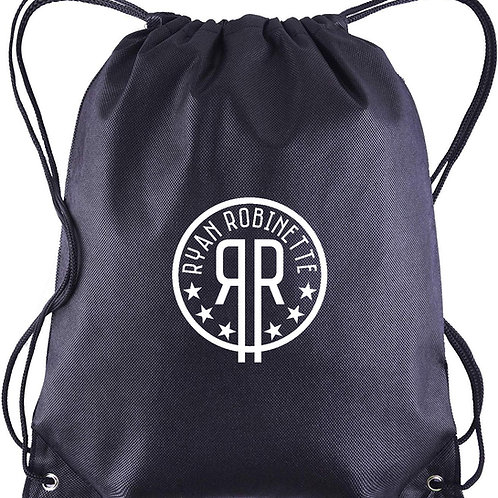 RR Logo Drawstring Bag