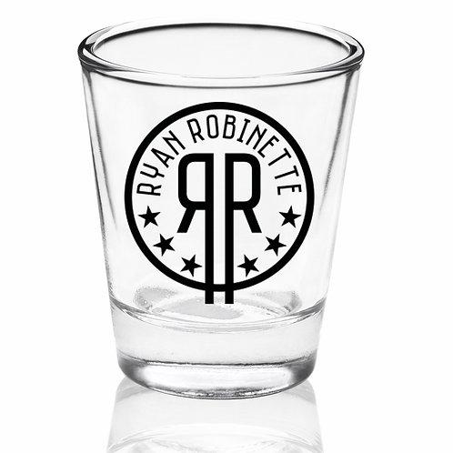 Official RR Logo Shot Glass