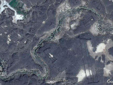 400 stone structures were discovered in a remote area of Saudi Arabia