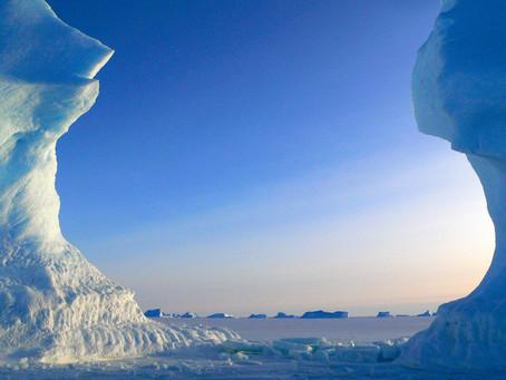 Antarctica is shaking!