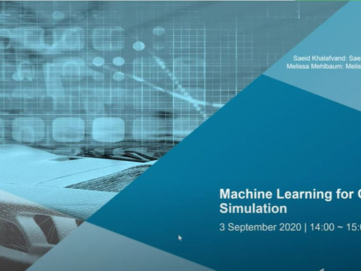 "Webinar on demand "" Machine learning for CAE Simulation"" (In Summa - BENELUX)"
