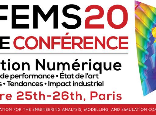 NAFEMS conference - France
