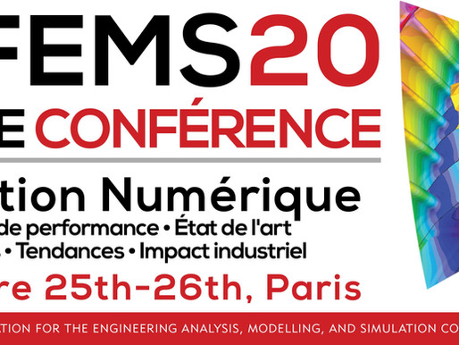 NAFEMS conference - France - Online event