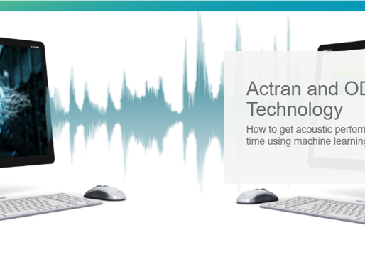 Webinar on demand:  Actran and ODYSSEE Technology