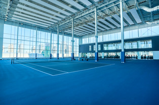 4th Floor Tennis Courts