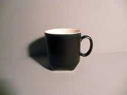 Geo-Mug-350ml Capacity in-Graphite-Black