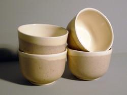 Set-of-4-Small-Bell-Bowls-in-Ochre