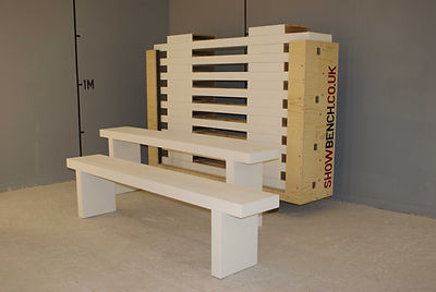 event benches