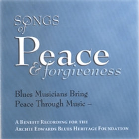 Songs of Peace and Forgiveness CD