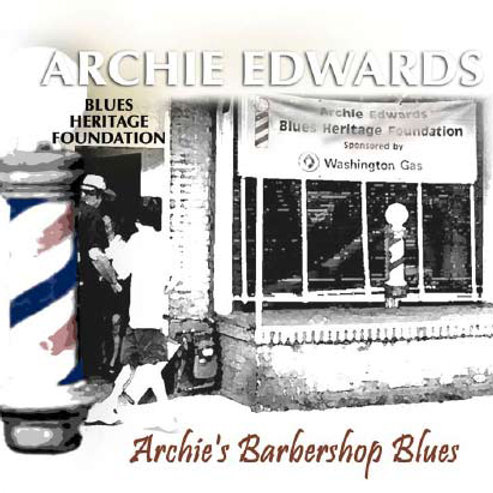 Archie's Barbershop Blues CD