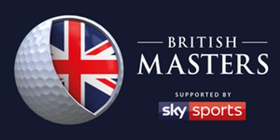 VITALIZER @ BRITISH MASTERS 2017