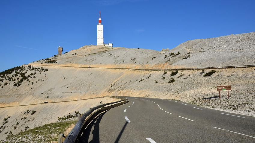 MONT VENTOUX, cyclisme et randonnée