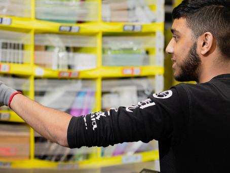 Amazon contrata a 100,000 trabajadores por el aumento de compras ONLINE causado por el coronavirus
