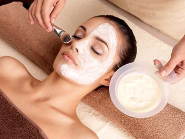 Dr. Charles Grim facial treatment