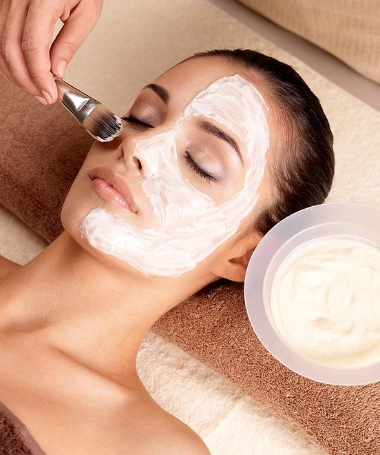 Edinburgh beauty salon - facials