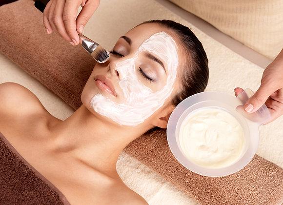 Argila Facial - Massagem e Hidratação!