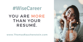 You Are More Than Your Resume