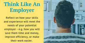 Think Like An Employer