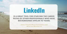 Explore Career Ideas Using LinkedIn