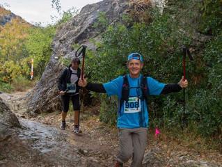 Trail des Baous