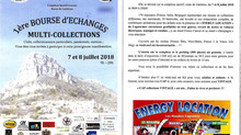 1ère BOURSE d'ECHANGES MULTI-COLLECTIONS