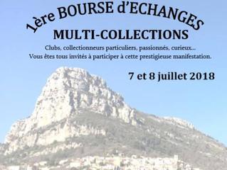 Bourse d'échanges multi-collections