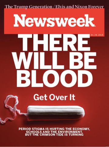 The Cover of Newsweek!