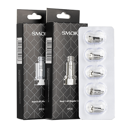 SMOK NORD REPLACEMENT COILS (5-PACK)