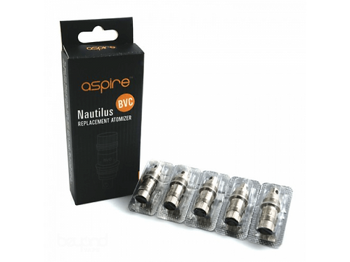 ASPIRE NAUTILUS REPLACEMENT COILS (5-PACK)
