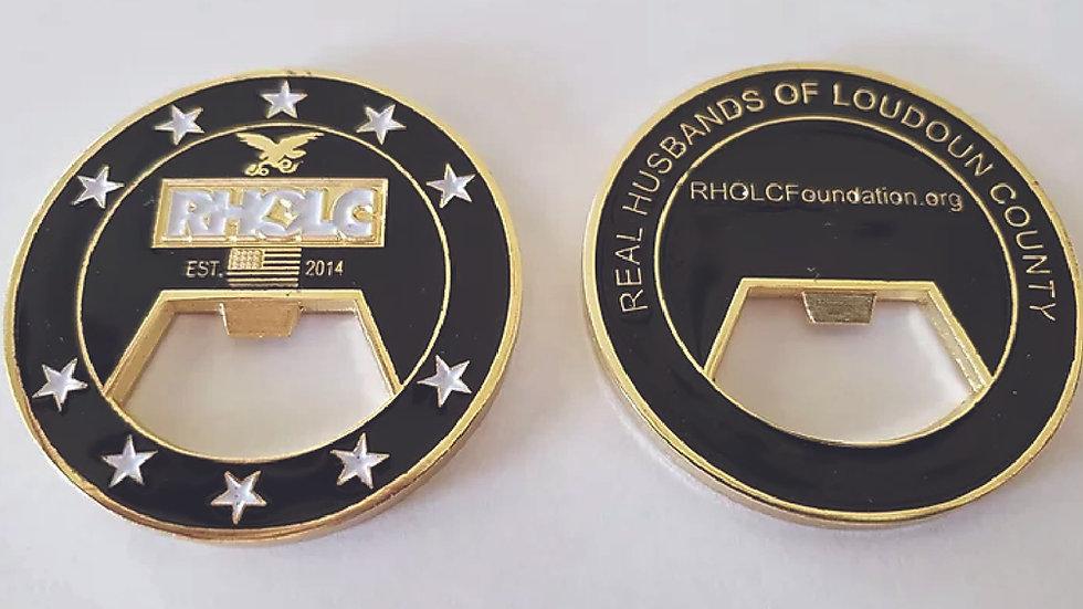 RHOLC Challenge Coin Opener