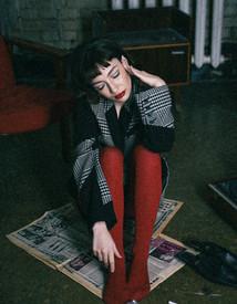Фотограф: @krivonogova.ph Макияж и прическа: @bachurina_muah Модель: @maclefairy