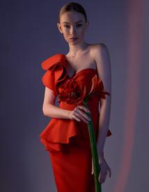 Фотограф: @ksenia.dolgorukova Макияж и укладка: @dudkina.makeup Модель: @_konnova_mariia_