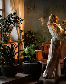 Фотограф:  @paramonkova Макияж и укладка: @vishnevskaya_makeup Модель: @julienpulien