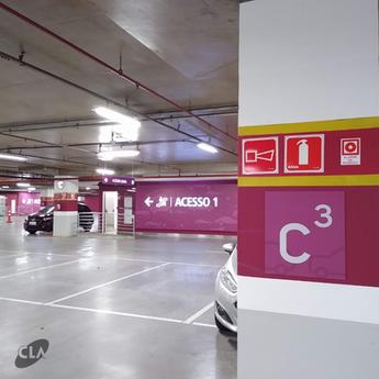 Usuários elegem a sinalização do estacionamento como o melhor serviço do Shopping Villa Lobos