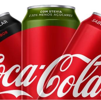Novo design da Coca-Cola