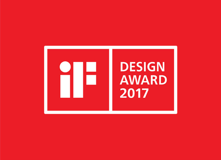 Prêmio iF Design Talent Award 2017