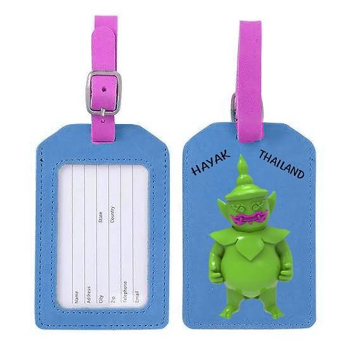 Hayak Lucky luggage tag