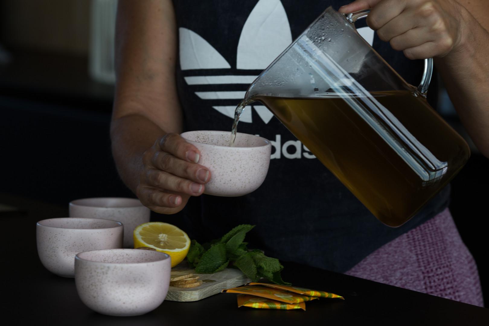 amsterdam tea party