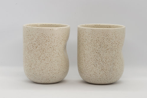 llimited mug big - set of 2