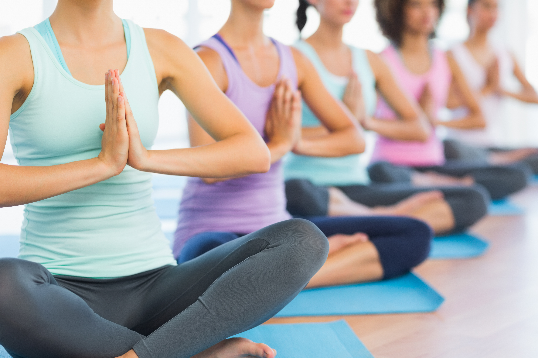 groupe yoga