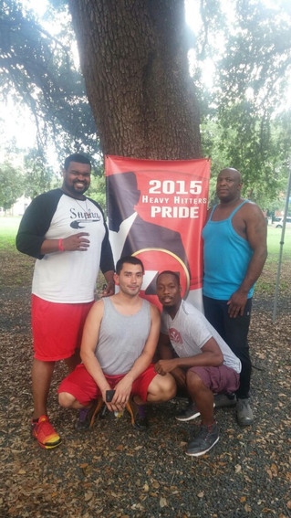 Heavy Hitters Pride Memorial Sunday  Funday Picnic