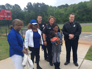 Durham Chapter of Charms Unity Walk