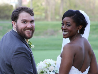 The Columbus Chapter of Charms, Inc. is happy to announce the marriage of Charm Marcia and Charmer O