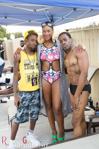 Poolside Party | 2015 Heavy Hitters Pride