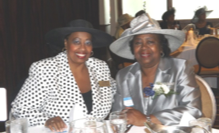 Hats off, to the Detroit Chapter of Charms, Inc. Founders Day 2013