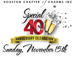 Celebrating 40 years: Houston Chapter of Charms, Inc.